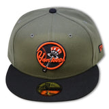 NEW YORK YANKEES 59FIFTY NEW ERA FITTED (TRAVIS SCOTT 6'S)