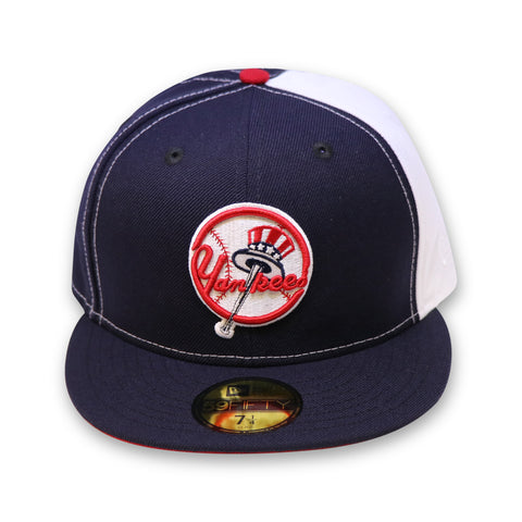 "NEW YORK YANKEES TOP HAT ""LUCKY LEFTY"" NEW ERA 59FIFTY FITTED"