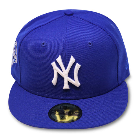 NEW YORK YANKEES (2000 WORLDSERIES) ROYAL NEW ERA 59FIFTY FITTED