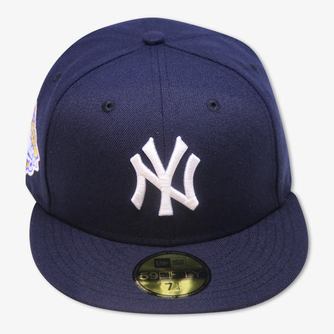 "NEW YORK YANKEES ""1999 WORLDSERIES"" NEW ERA 59FIFTY FITTED (PINK BOTTOM)"