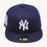 "NEW YORK YANKEES ""2000 SUBWAY SERIES"" NEW ERA 59FIFTY FITTED (PINK BOTTOM)"