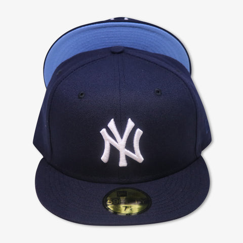"NEW YORK YANKEES ""SKY-BOTTOM"" NEW ERA 59FIFTY FITTED"