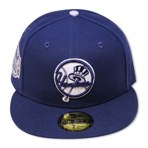 "NEW YORK YANKEES  ""YANKEE STADIUM PATCH"" NEW ERA 59FIFTY FITTED (AIR JORDAN 1 RETRO NAVY)"