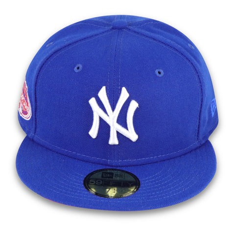 "NEW YORK YANKEES (ROYAL)""2008 ALLSTARGAME"" NEW ERA 59FIFTY FITTED (RED BOTTOM)"