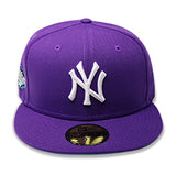 "NEW YORK YANKEES (2011 ASG ""ARIZONA"") NEW ERA 59FIFTY FITTED (TEAL BOTTOM)"
