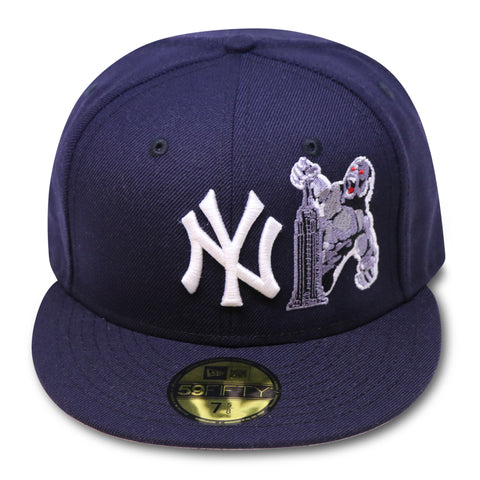 "NEW YORK YANKEES MIGHTY NYC ""KING KONG"" NEW ERA 59FIFTY FITTED"