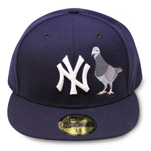 "NEW YORK YANKEES ""THE NEW YORK PIGEON"" NEW ERA  59FIFTY FITTED"