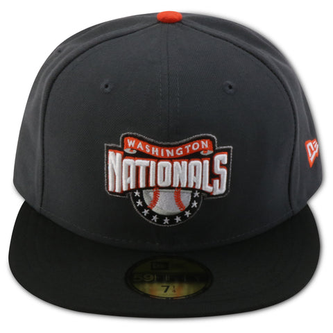 WASHINGTON NATIONALS NEW ERA 59FIFTY FITTED