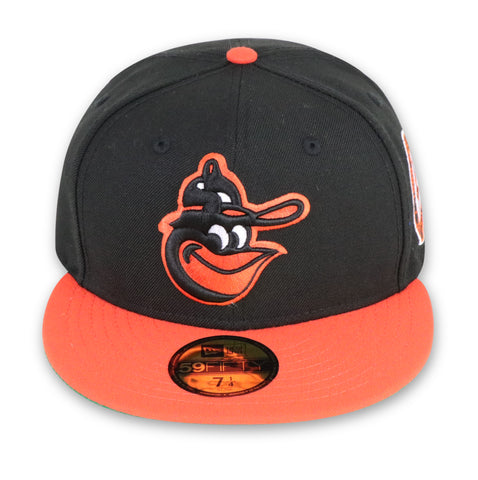 "BALTIMORE ORIOLES ""1966 WORLDSERIES"" NEWERA  59FIFTY FITTED (GREEN BOTTOM)"