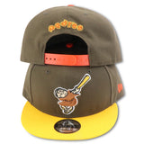 SAN DIEGO PADRES NEW ERA 9FIFTY SNAPBACK