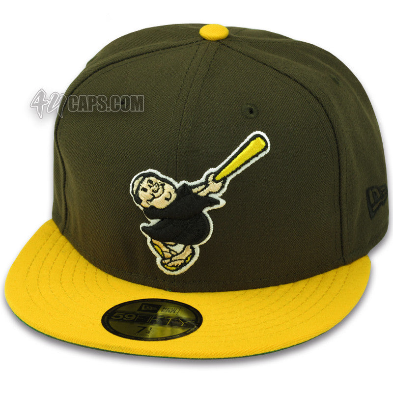 SAN DIEGO PADRES NEW ERA 59FIFTY FITTED HAT (ALT LOGO) – 4ucaps.com 1325d606fbc