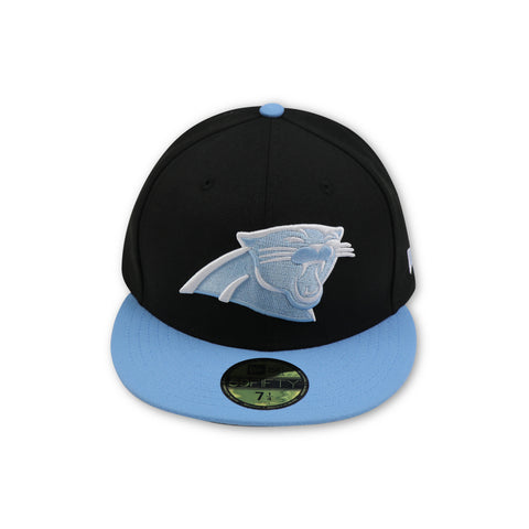 CAROLINA PANTHERS NEW ERA 59FIFTY FITTED (AIR JORDAN 6 RETRO UNC)