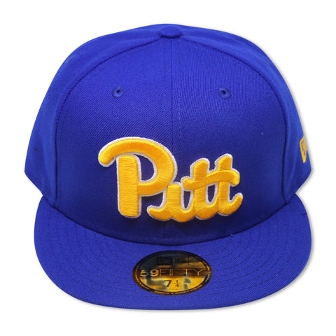 PITTSBURGH PANTHERS NEW ERA 59FIFTY FITTED