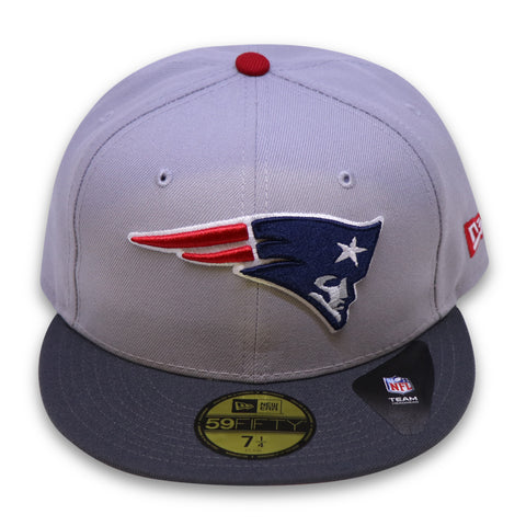 NEW ENGLAND PATRIOTS NEW ERA 59FIFTY FITTED