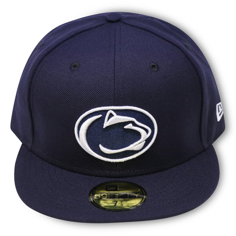 PENN STATE NITTY LIONS NEW ERA 59FIFTY FITTED