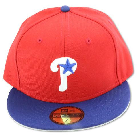 PHILADELPHIA PHILLIES NEW ERA 59FIFTY FITTED
