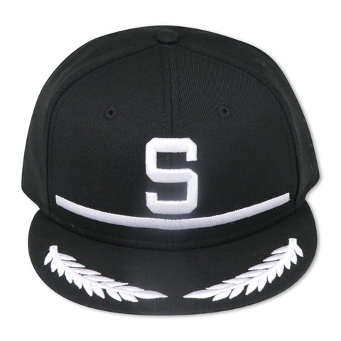 SEATTLE PILOTS NEW ERA 59FIFTY FITTED (PINK BOTTOM)