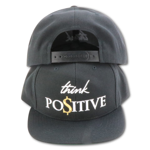 MIGHTY NYC THINK POSITIVE $$$ SNAPBACK