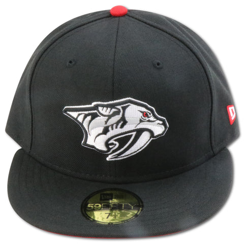 NASHVILLE PREDATORS NEW ERA 59FIFTY FITTED