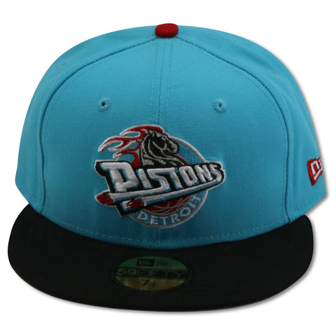 DETROIT PISTONS NEW ERA 59FIFTY FITTED