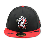 RANCHO CUCAMONGA QUAKES NEW ERA 59FIFTY FITTED