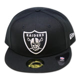OAKLAND RAIDERS (GM) NEW ERA 59FIFTY FITTED
