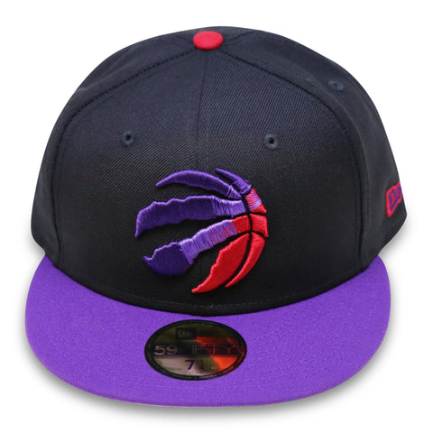 TORONTO RAPTORS NEW ERA 59FIFTY FITTED (AIR JORDAN 4 RETRO RAPTORS)