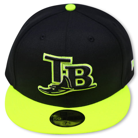 TAMPA BAY DEVIL RAYS NEW ERA 59FIFTY FITTED