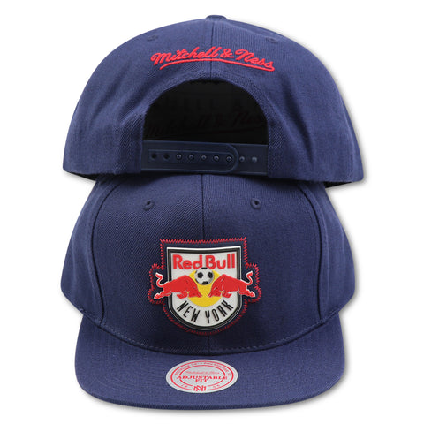 NEW YORK REDBULLS MITCHELL & NESS  SNAPBACK