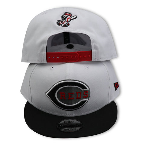 CINCINNATI REDS NEW ERA 9FIFTY SNAPBACK (AIR JORDAN 3 RETRO TINKER)