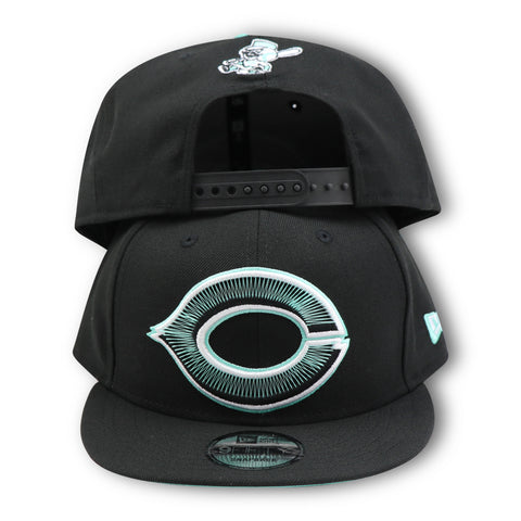 CINCINNATI REDS NEW ERA 9FIFTY SNAPBACK (ISLAND FOAMS)