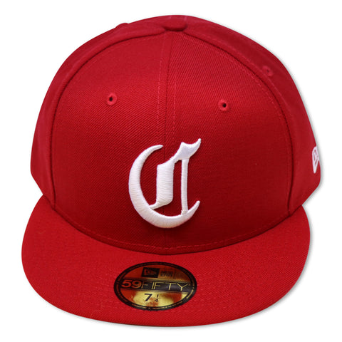 "CINCINNATI REDS ""COOPERSTOWN""  NEW ERA 59FIFTY FITTED"