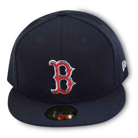 "BOSTON REDSOX ""METAL & TREAD"" 59FIFTY NEW ERA FITTED"