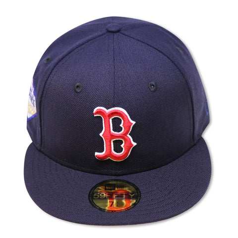 BOSTON REDSOX 2018 WORLDSERIES NEW ERA 59FIFTY FITTED
