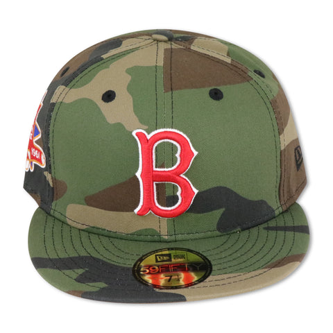 "BOSTON REDSOX ""1961 ALLSTARGAME"" NEW ERA 59FIFTY FITTED (GOLD BOTTOM)"