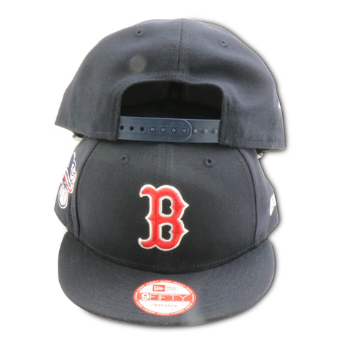 BOSTON REDSOX GAME NEW ERA 9FIFTY SNAPBACK