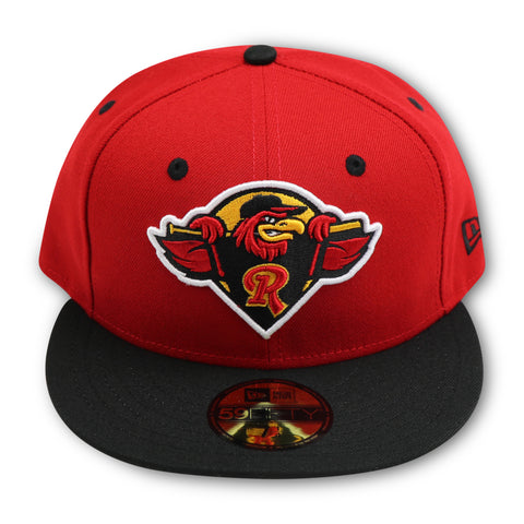 ROCHESTER REDWINGS NEW ERA  59FIFTY FITTED