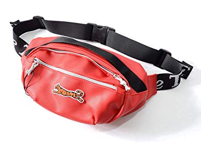 LE TIGRE RED FANNY PACK