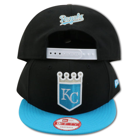 KANSAS CITY ROYALS NEW ERA 9FIFTY SNAPBACK