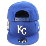KANSAS CITY ROYALS GAME NEW ERA 9FIFTY SNAPBACK