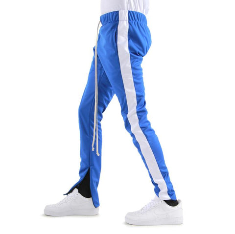 EPTM TECHNO (ROYAL/WHITE) TRACK PANTS