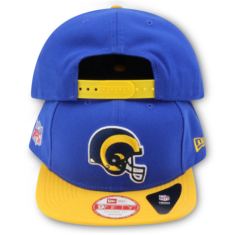 LA RAMS NEW ERA 9FIFTY SNAPBACK