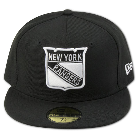 NEW YORK RANGERS NEW ERA 59FIFTY FITTED