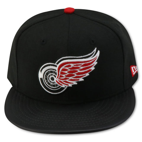 DETROIT REDWINGS NEW ERA 59FIFTY FITTED