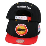 HOUSTON ROCKETS MITCHELL & NESS 1994 NBA FINALS SNAPBACK