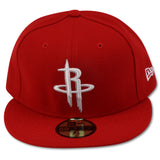 HOUSTON ROCKETS NEW ERA 59FIFTY FITTED