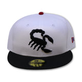 SCOTTSDALE SCORPIONS NEW ERA 59FIFTY FITTED (AIR JORDAN 1 RETRO FEARLESS)