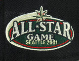 SEATTLE MARINERS 2001 ALL STAR NEW ERA 59FIFTY FITTED PATCH