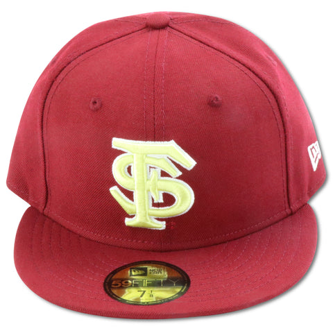FLORIDA SEMINOLES NEW ERA  59FIFTY FITTED