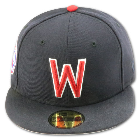 WASHINGTON COOPERSTOWN SENATORS 1937 ALL-STAR GAME NEW ERA 59FIFTY FITTED